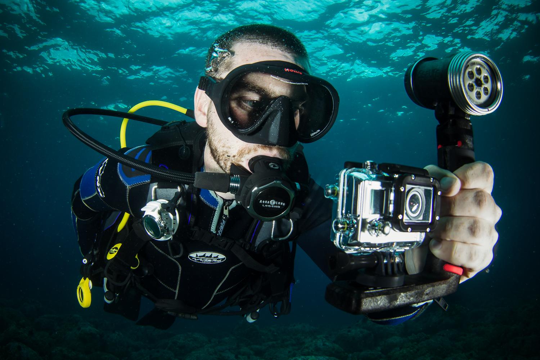 экшн камера какую выбрать для подводной съемки замачивать