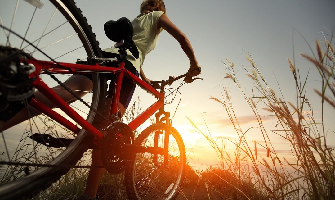 GoPro велосипед