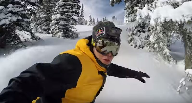 крепления GoPro на голову