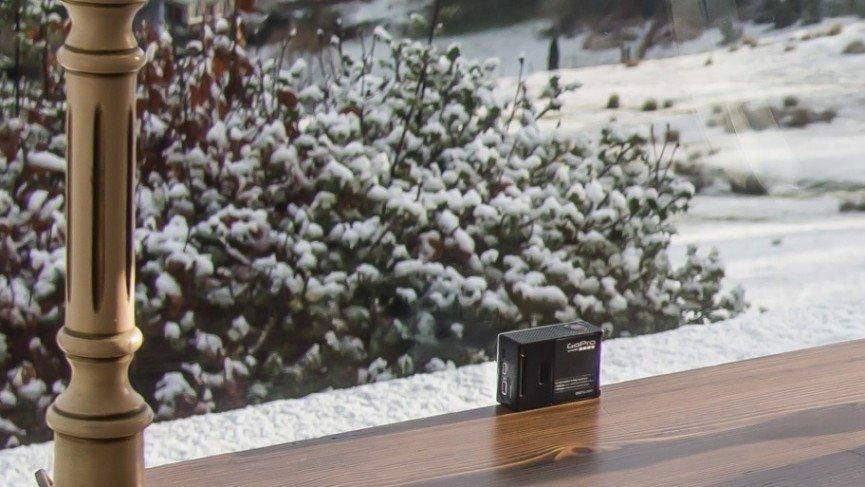 таймлапса с помощью GoPro
