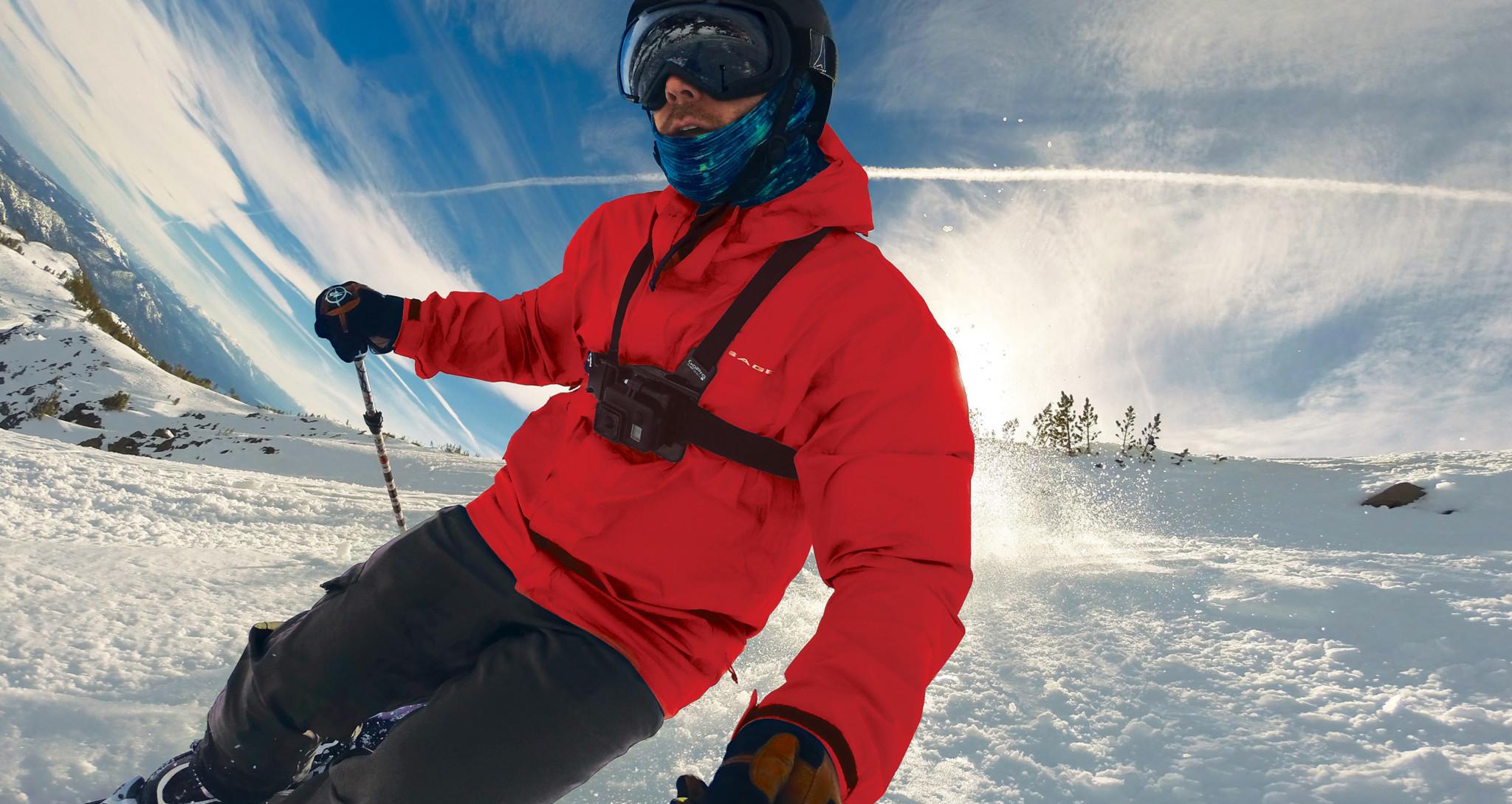 GoPro для лыжников