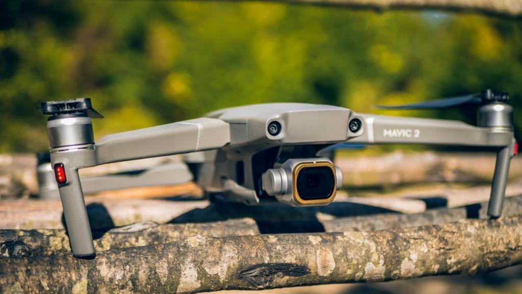 Камера Mavic 2 Pro с фильтром PolarPro