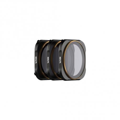 Набор нейтрально-поляризационных фильтров PolarPro серии Cinema для DJI Mavic 2 Pro