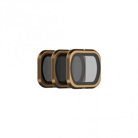 Набор нейтральных фильтров PolarPro серии Cinema для DJI Mavic 2 Pro