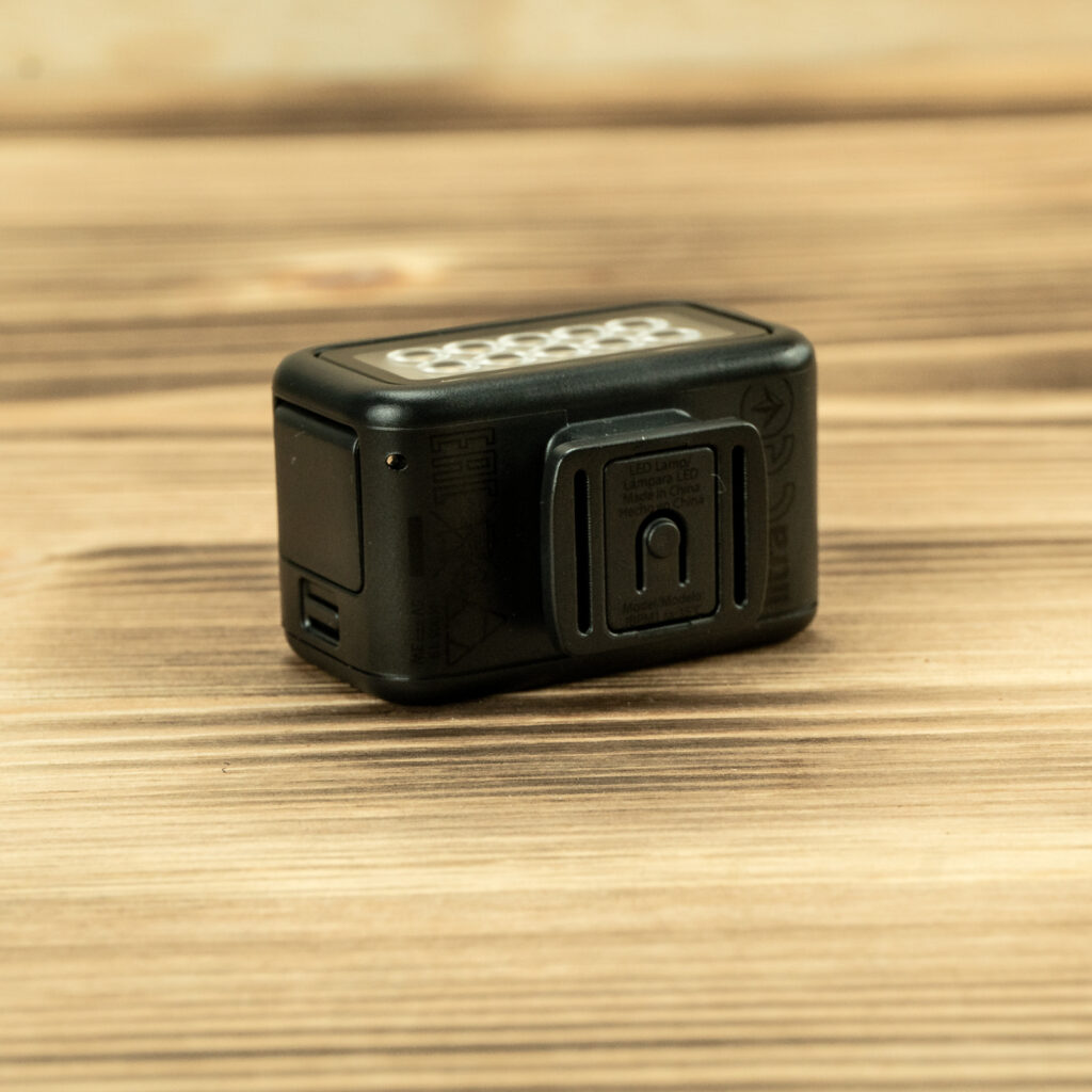 GoPro-Light-Mod-Cold башмак
